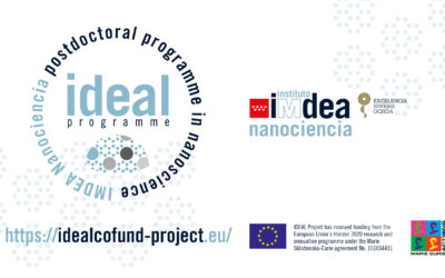 IMDEA Nanociencia launches a new postdoctoral fellowship programme IDEAL funded through COFUND MSCA